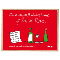 Compte rouge